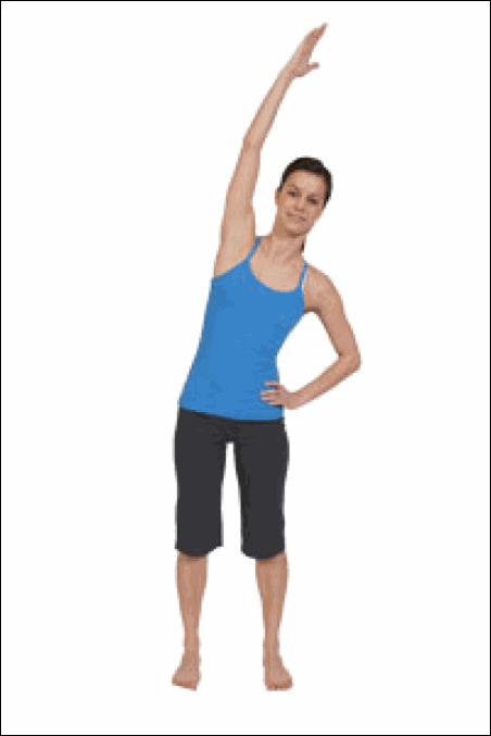 Mișcare de extensia brațelor, Foto: theodysseyonline.com