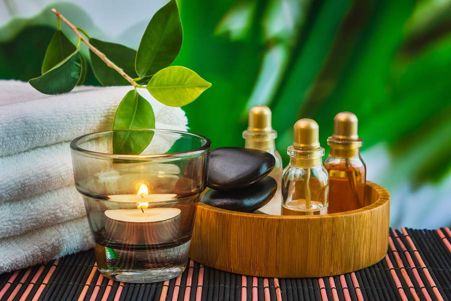 Aromaterapia cu uleiuri esențiale naturale, Foto: kamenka.ru