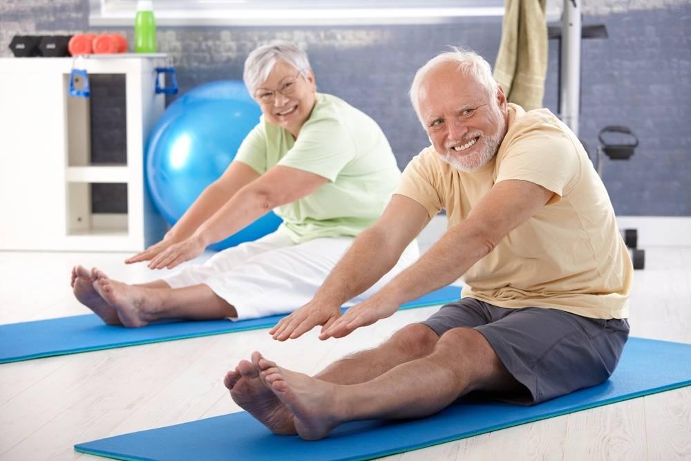 Exerciții pentru menținerea sănătății fizice și psihice, Foto: vivaclubepoa.com