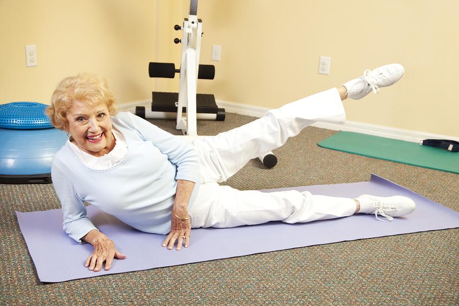 Mișcare de stretching, Foto: talemhomecare.com