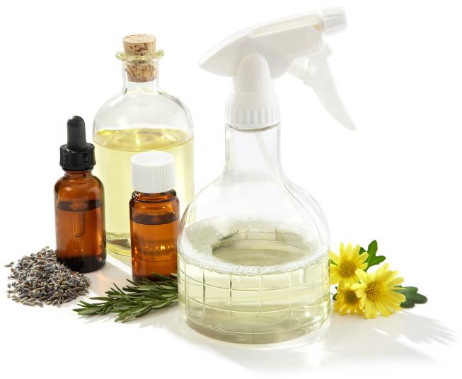 Spray de apartament cu ulei esențial și apă, Foto: sheknows.com