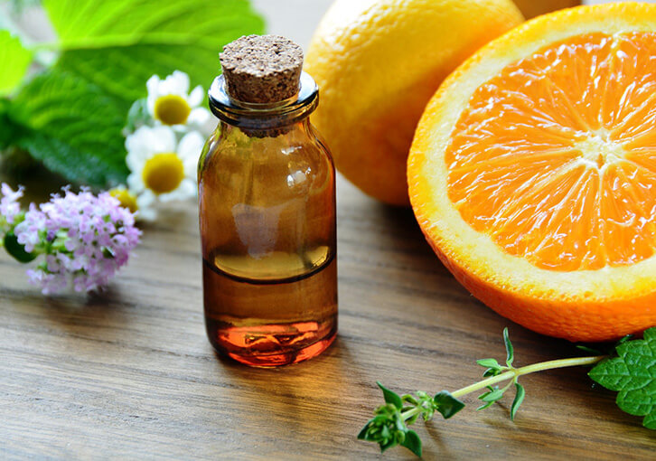 Tratamente cu uleiuri esențiale naturale sau organice, Foto: sekretkray.ru