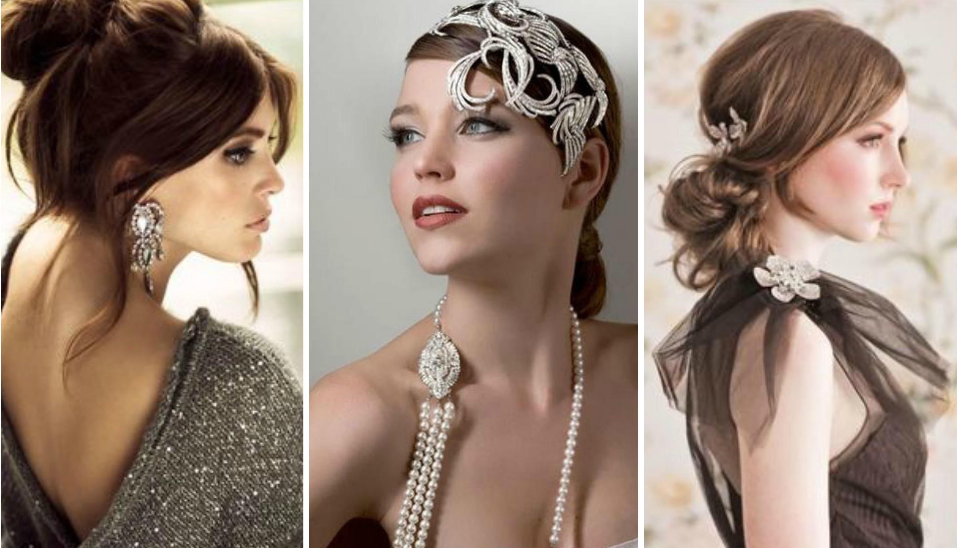 Coafuri cu accesorii în păr, Foto: youtube.com