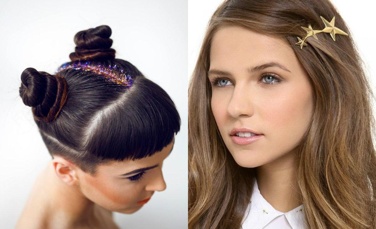 Coafuri pentru petrecerea de Anul Nou, Foto: pretty-hairstyles.com