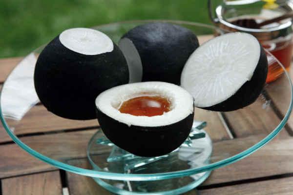 Ridiche neagră cu miere, Foto: ekolekar.com