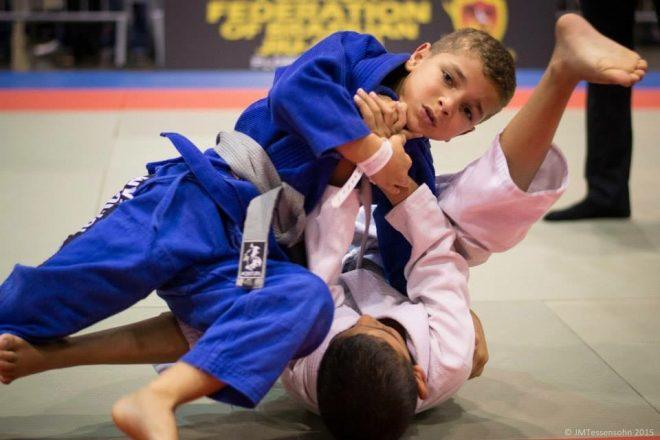 Cursuri Jiu Jitsu Pentru Copii