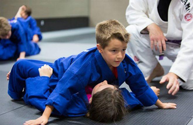 Tehnici Jiu Jitsu Copii
