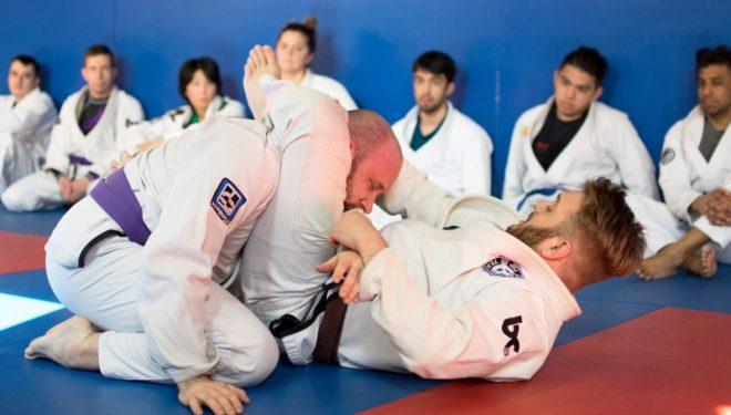 Jiu Jitsu Incepatori