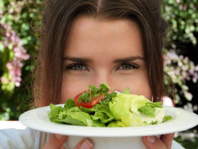 Salata, parte dintr-o dieta sănătoasă