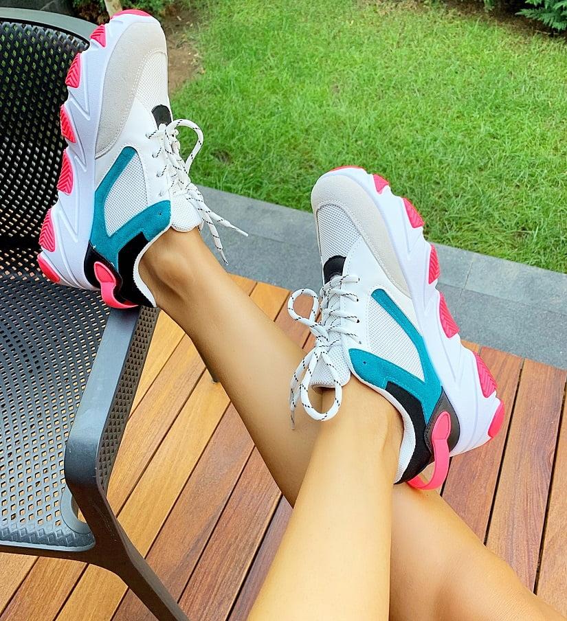 sneakersi de fintess