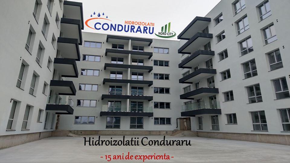Compania Conduraru, specializată în hidroizolații