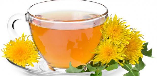 Ceai de păpădie, Foto: blog.organicnaturalbeautydirectory.com